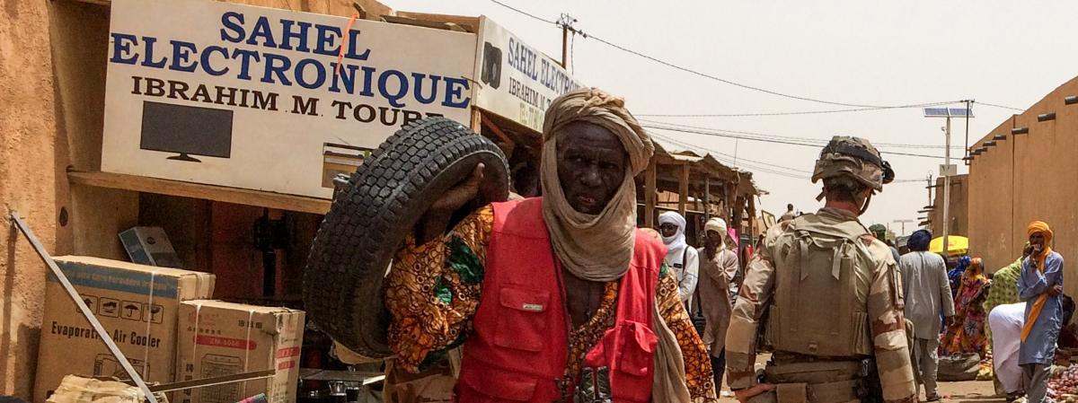 """Si la France retire Barkhane, le Mali et le Burkina se transformeront en Somalie"", affirme Serge Michailof..."