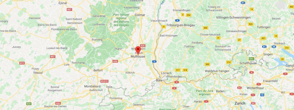 Mulhouse : une fillette de sept ans achetait de la drogue pour sa maman