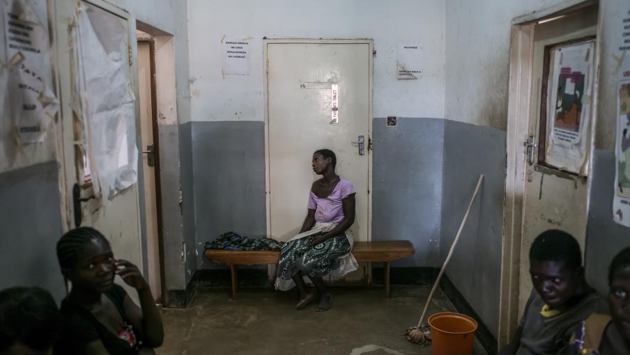 L'Afrique, région du monde la plus touchée par le VIH, virus responsable du sida