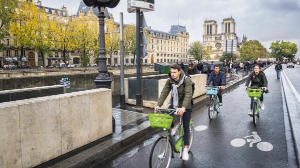 Paris en tête des grandes villes françaises faisant le plus d'efforts pour lutter contre la pollution de l'air
