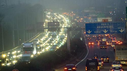 DIRECT. Grève du 10 décembre : déjà plus de 300 km de bouchons sur les routes en Ile-de-France, contre 75 en moyenne habituellement