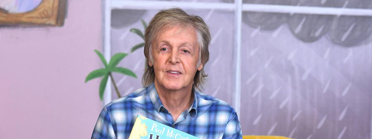 Netflix va adapter un livre pour enfants de Paul McCartney