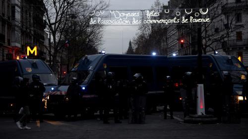 """""""J'en ai marre de cette grève"""": les commerçants parisiens inquiets"""