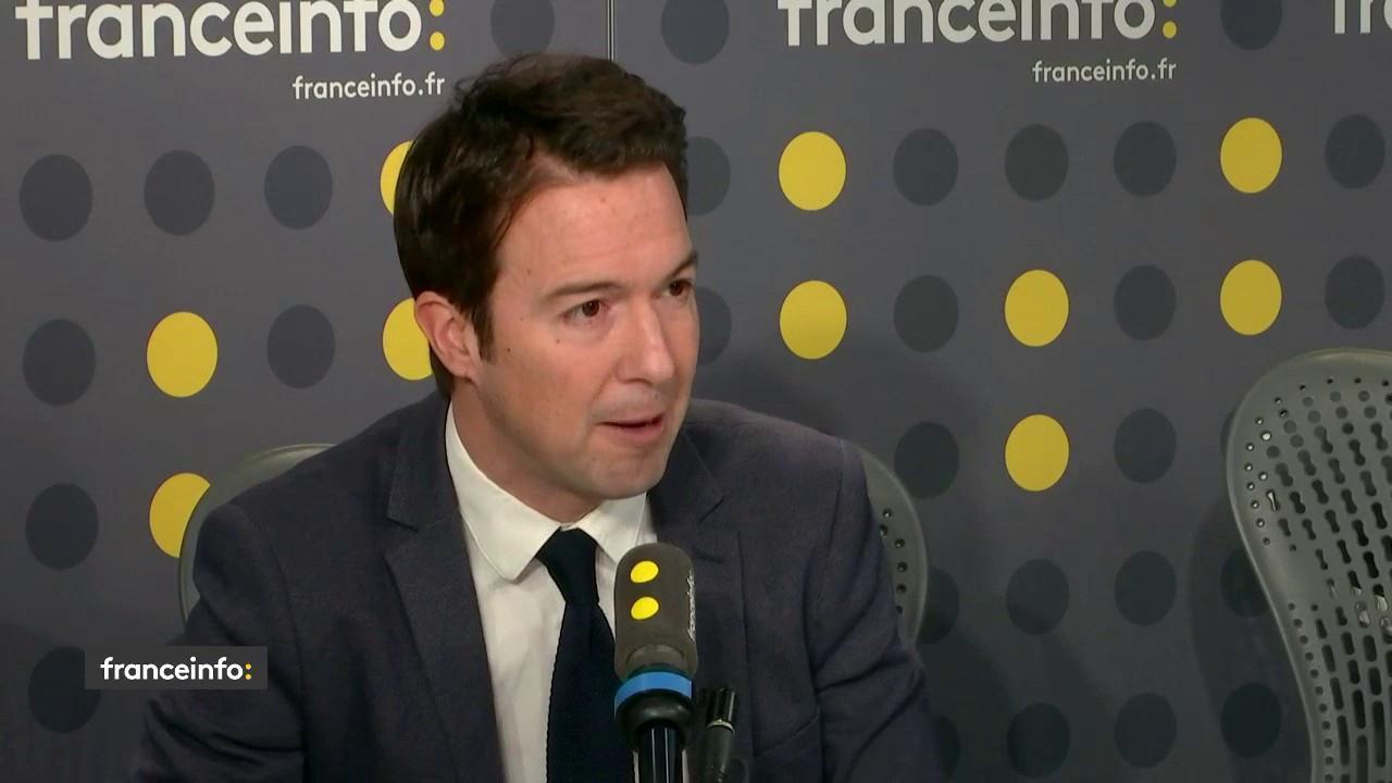 Guillaume Peltier (LR) favorable à une suppression des régimes spéciaux y compris pour les parlementaires qui «doivent montrer l'exemple»