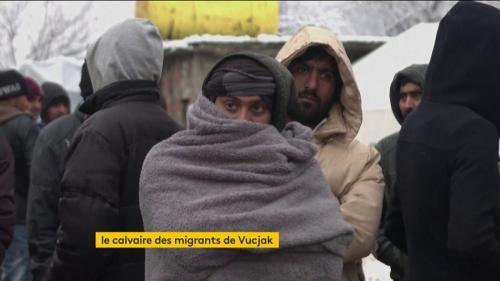 Bosnie : un camp controversé ferme au grand dam des migrants