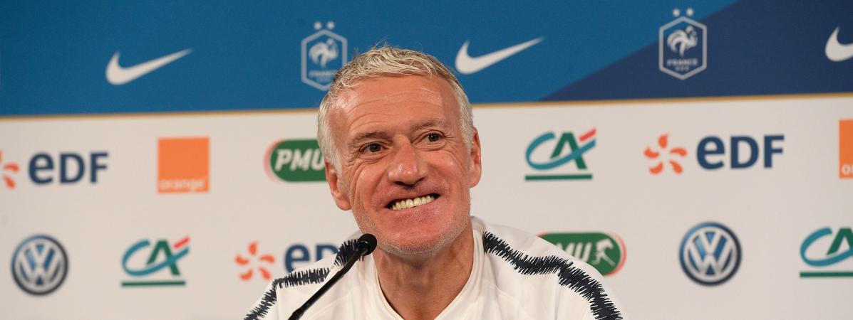 Didier Deschamps reconduit à la tête de l'équipe de France de football jusqu'en 2022