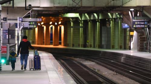 Grève du 12 décembre : TGV, TER, métro, RER... Retrouvez les prévisions de transports pour jeudi