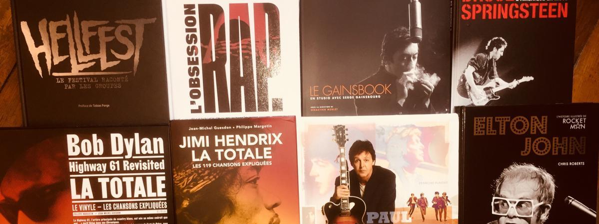 Gainsbourg Springsteen Hellfest Et Rap Francais 8 Beaux