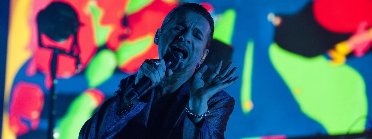 Amnésique, elle a tout oublié sauf son groupe préféré : Depeche Mode l'a choisie pour figurer dans le docum...