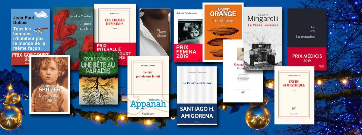Des Livres A Offrir A Noel Quelques Bons Romans A Glisser
