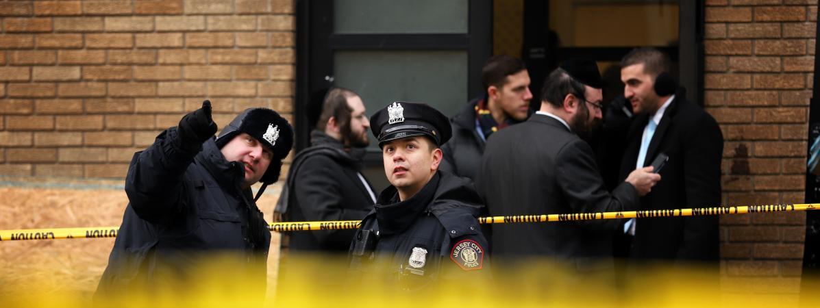 Etats-Unis : les tireurs de Jersey City animés par l'antisémitisme, selon le procureur