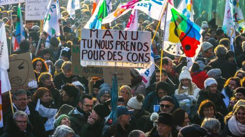 DIRECT. Grève du 12 décembre : plus de 400 km de bouchons cumulés en Ile-de-France à 8 heures