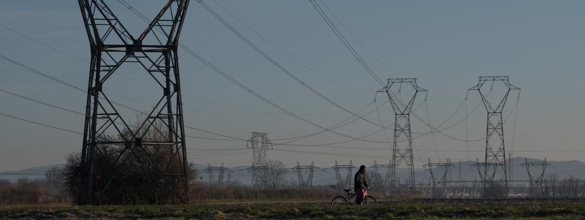 """Coupures d'électricité : """"C'est notre moyen à nous de peser dans le rapport de force"""", affirme la CGT Énergie"""