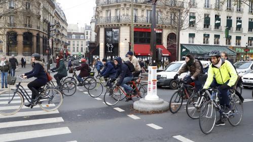 """""""Prix non négociable"""" : le business des vélos change de braquet avec la grève"""
