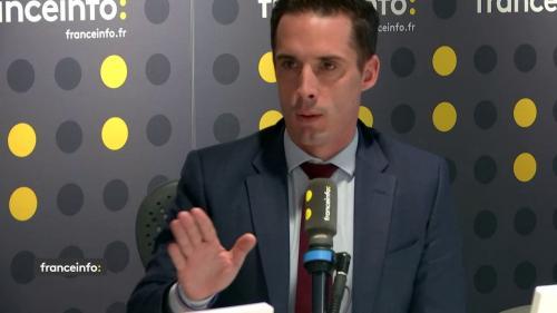 """Grève dans les transports : """"Réquisitionner, c'est compliqué"""", estime le secrétaire d'État chargé des Transports Jean-Baptiste Djebbari"""