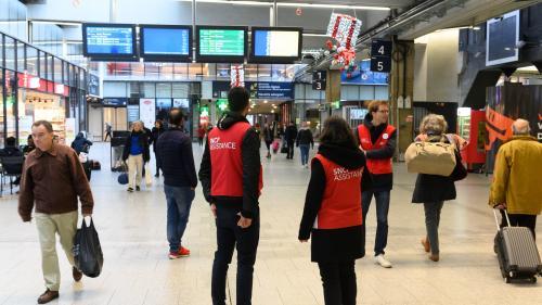 INFOGRAPHIE. Grève du 13 décembre : le taux de grévistes à la SNCF poursuit sa décrue, deux tiers des conducteurs toujours mobilisés