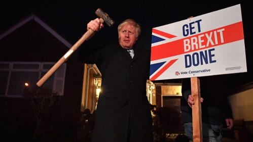 Royaume-Uni : après la victoire de Boris Johnson aux élections législatives, le Brexit aura-t-il vraiment lieu fin janvier ?