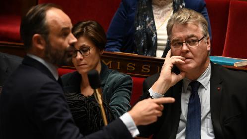 """Omissions de Jean-Paul Delevoye : Edouard Philippe estime que la """"bonne foi"""" du haut-commissaire est """"totale"""""""