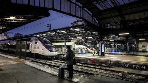 Grève du 15 décembre : TGV, TER, métro, RER… Retrouvez les prévisions de transports pour dimanche