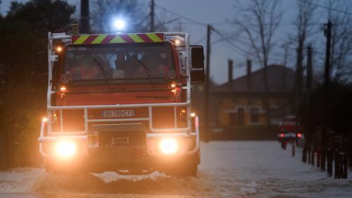 Intempéries : quatorze départements placés en vigilance orange, notamment pour des risques d'inondation