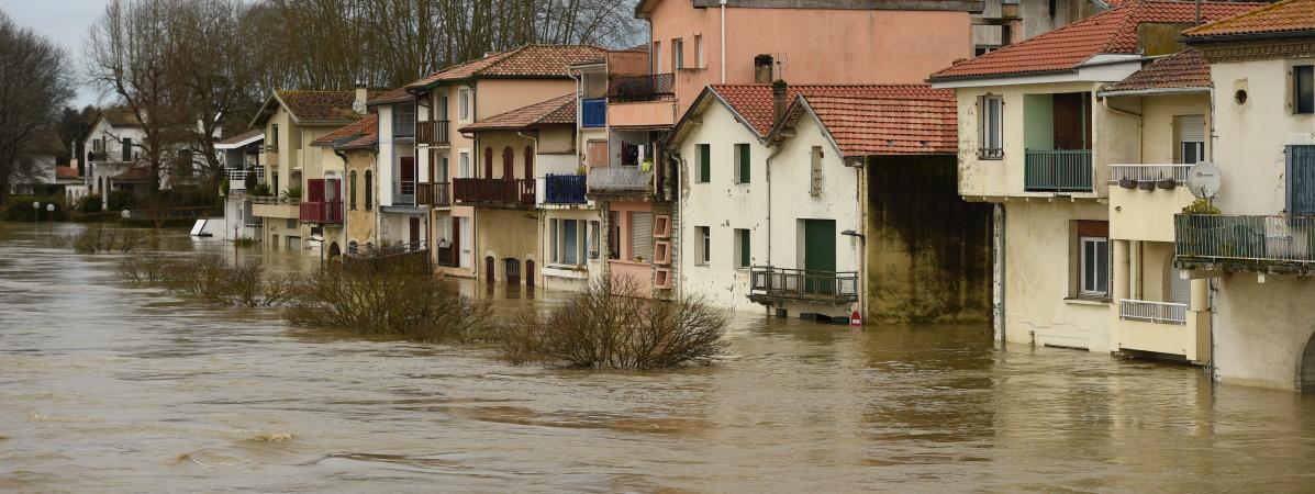 Intempéries : le corps du septuagénaire a été retrouvé dans le Lot-et-Garonne
