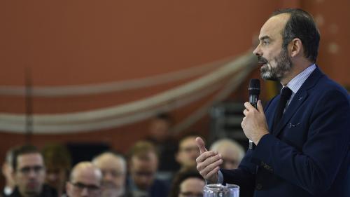 """DIRECT. Grève contre la réforme des retraites : """"Que chacun prenne ses responsabilités"""" pour Noël, dit Edouard Philippe aux grévistes"""