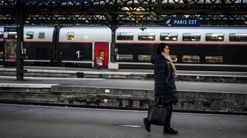"""Grève dans les transports : la SNCF promet de faire partir """"plus de la moitié des voyageurs"""" pendant les fêtes"""