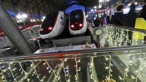 Grève contre la réforme des retraites : comment la SNCF tente de s'organiser pour faire rouler des trains pendant les fêtes de Noël