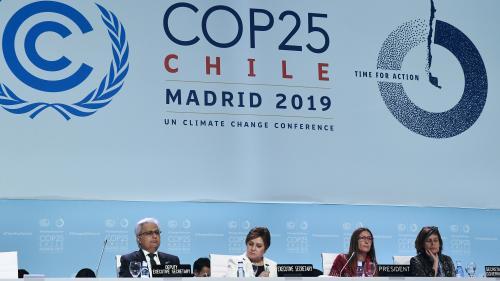 COP25 : un accord a minima a été adopté sur le climat, mais aucune réponse n'a été apportée sur les points essentiels