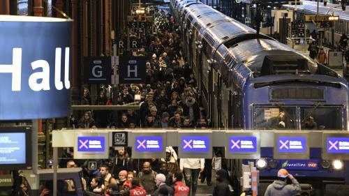 Grève du 16 décembre : TGV, TER, métro, RER... Retrouvez les prévisions de transports pour lundi