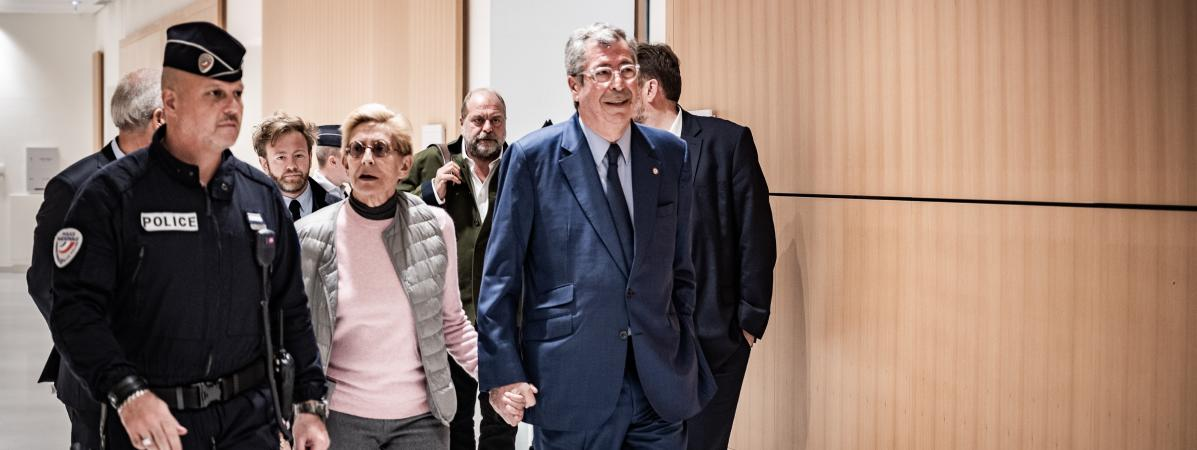 DIRECT. Affaire Balkany : le procès en appel du couple reprend en l'absence du maire de Levallois-Perret