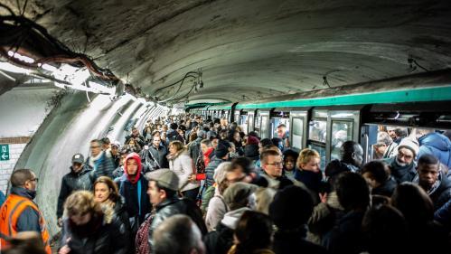 Grève du 17 décembre : Paris, Lyon, Marseille, Bordeaux... Retrouvez les prévisions de trafic dans les grandes villes