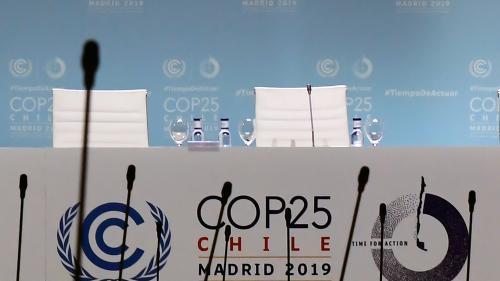 """VIDEO. """"Ils écoutent Bolsonaro, Trump et Abe, vous imaginez la plaisanterie ?"""" : Greenpeace dénonce l'échec de la COP25"""