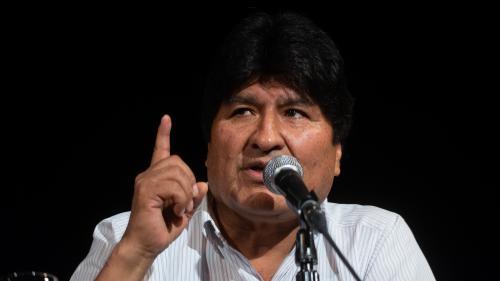 Bolivie : la justice lance un mandat d'arrêt contre l'ancien président en exil Evo Morales
