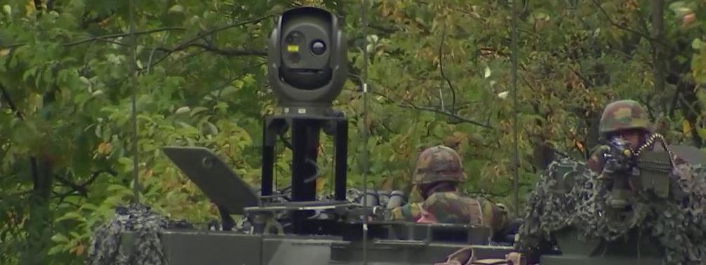 Armée belge : des blindés trop petits suscitent des critiques