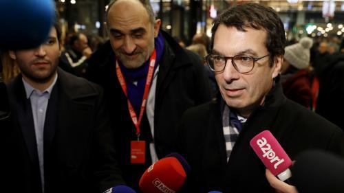 Grève contre la réforme des retraites : le patron de la SNCF évalue le manque à gagner à 400 millions d'euros depuis le début du mouvement