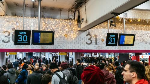 DIRECT. Grève contre la réforme des retraites : le trafic RATP et SNCF toujours fortement perturbé