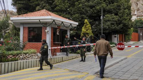 La Bolivie accuse l'Espagne d'avoir voulu exfiltrer un ex-bras droit d'Evo Morales réfugié dans une ambassade