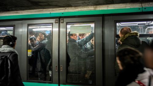 Grève à la RATP : une nette amélioration du trafic lundi, avec seulement deux lignes de métro fermées