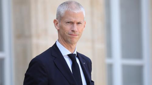 """Affaire Gabriel Matzneff : le ministre de la Culture Franck Riester apporte son """"entier soutien à toutes les victimes"""""""