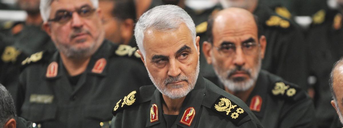 """Résultat de recherche d'images pour """"Qassem Soleimani"""""""