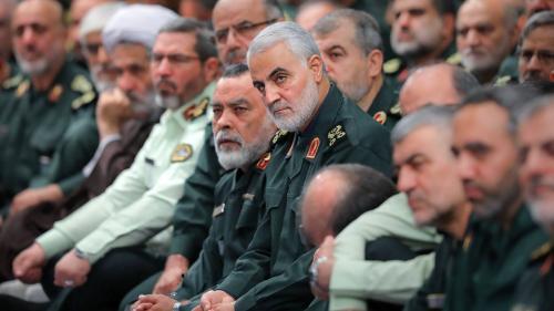 Qui était Qassem Soleimani, figure du régime iranien tuée par les Etats-Unis?