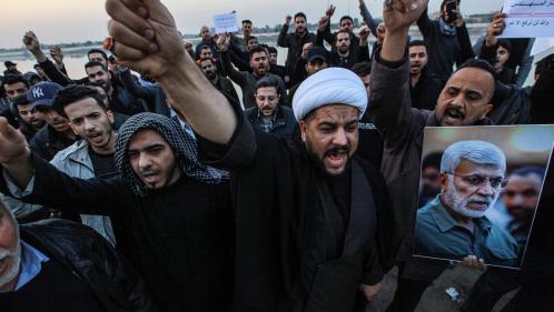 Irak : un nouveau raid attribué aux américains cible des pro-Iran avant les funérailles du général Soleimani