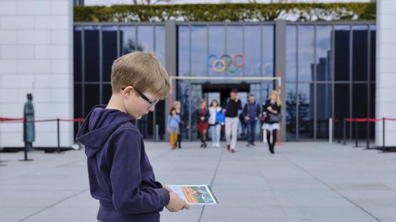 Lausanne acceuille cette année les JO de la Jeunesse.