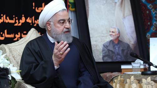 """Mort du général Soleimani : Téhéran met en garde Trump après ses menaces contre """"52 sites"""" iraniens"""