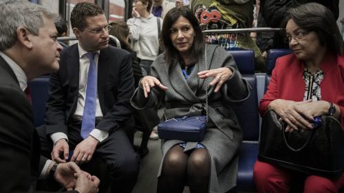 Municipales : Anne Hidalgo proposera la gratuité des transports pour les moins de 18 ans à Paris dans son programme