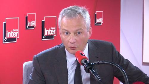 """Déconfinement : """"Je souhaite que tous les commerces puissent rouvrir le 11 mai prochain"""", assure Bruno Le Maire"""