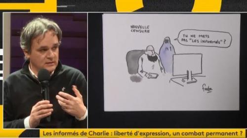 VIDEO. Retrouvez en replay la soirée hommage à Charlie Hebdo