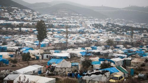 """""""Il y a une urgence humanitaire"""" en Syrie, s'alarme un médecin humanitaire"""
