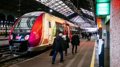 Grève du jeudi 9 janvier à la SNCF : trois TGV sur cinq, un Transilien sur trois... Le trafic sera plus compliqué pour cette journée de manifestations